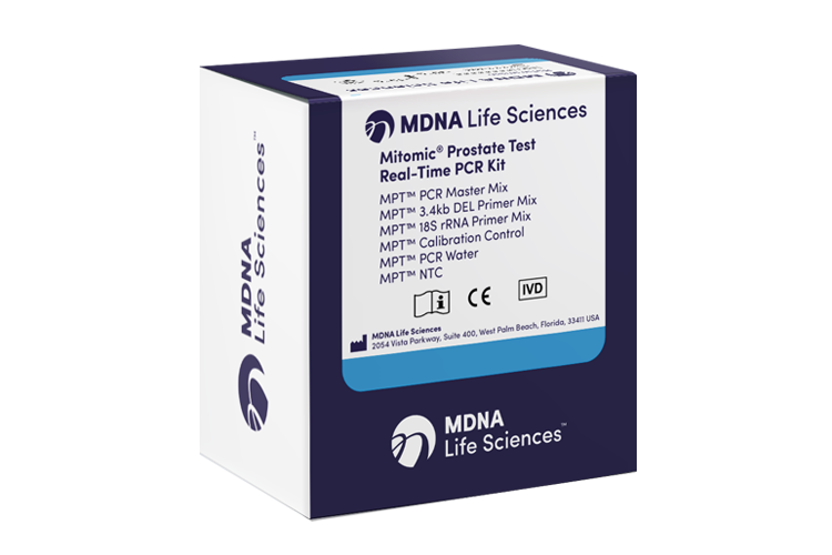 MDNA Mitomic Prostate Test kit